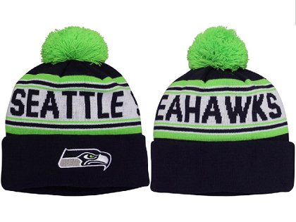 Seattle Seahawks Beanie XDF 150225 033