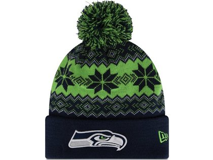 Seattle Seahawks Beanie XDF 150225 037