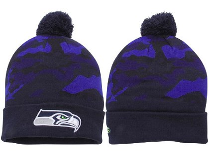 Seattle Seahawks Beanie XDF 150225 041