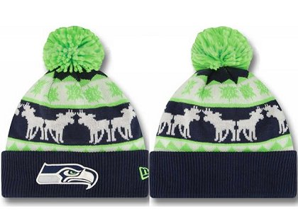 Seattle Seahawks Beanie XDF 150225 075