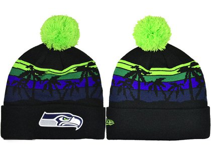 Seattle Seahawks Beanie XDF 150225 097