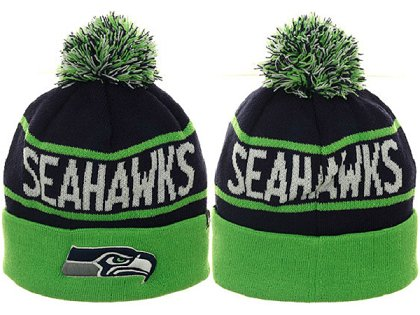 Seattle Seahawks Beanie XDF 150225 111