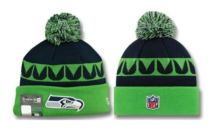 Seattle Seahawks Beanies DF 150306 02
