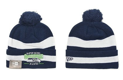 Seattle Seahawks Beanies DF 150306 03