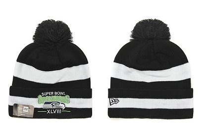 Seattle Seahawks Beanies DF 150306 04