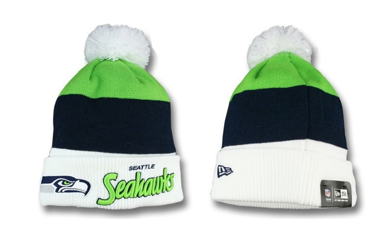Seattle Seahawks Beanies DF 150306 05