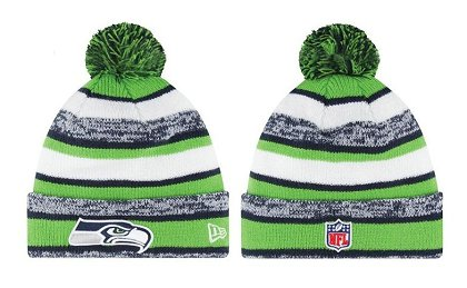 Seattle Seahawks Beanies DF 150306 08