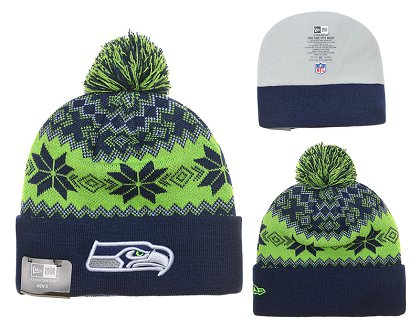 Seattle Seahawks Beanies DF 150306 09