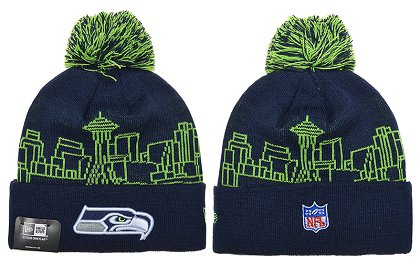 Seattle Seahawks Beanies DF 150306 11