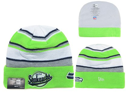 Seattle Seahawks Beanies DF 150306 081