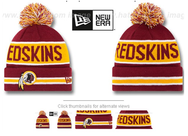 Washington Redskins Beanies 60D 150229 09