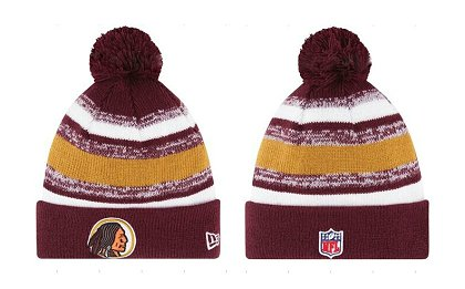 Washington Redskins Beanies DF 150306 1