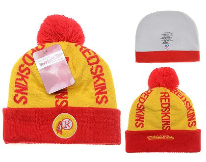 Washington Redskins Beanies DF 150306 3