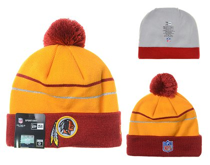 Washington Redskins Beanies DF 150306 5