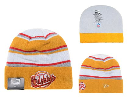 Washington Redskins Beanies DF 150306 085