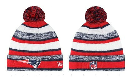 New England Patriots Beanies DF 0313 1