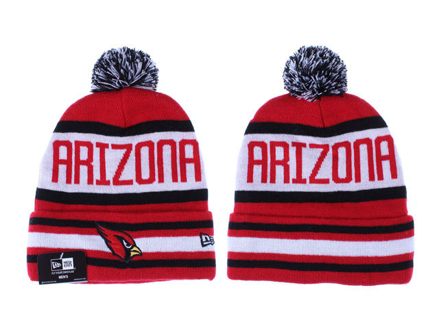 NFL Arizona Cardinals Red Beanie LX
