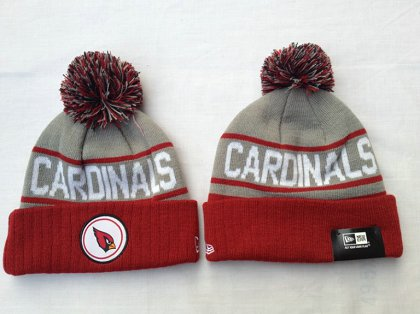 NFL Arizona Cardinals Red Beanie sf-h