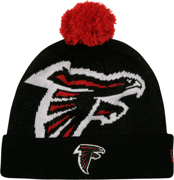 NFL Atlanta Falcons Beanie Black SD