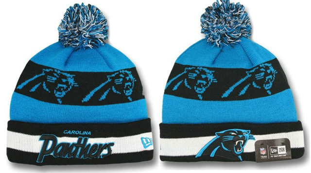 Carolina Panthers Beanie DF
