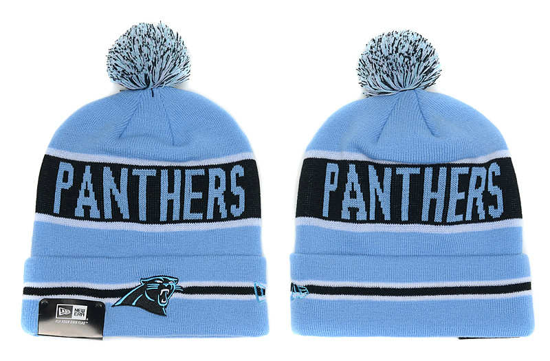 NFL Carolina Panthers Beanie Blue SD