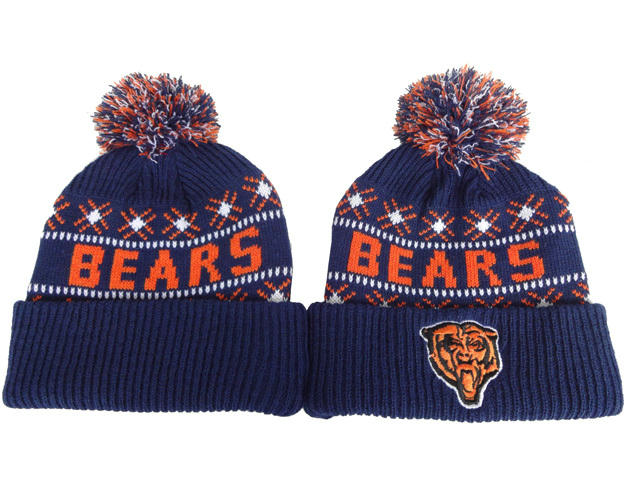 Chicago Bears Beanie DF