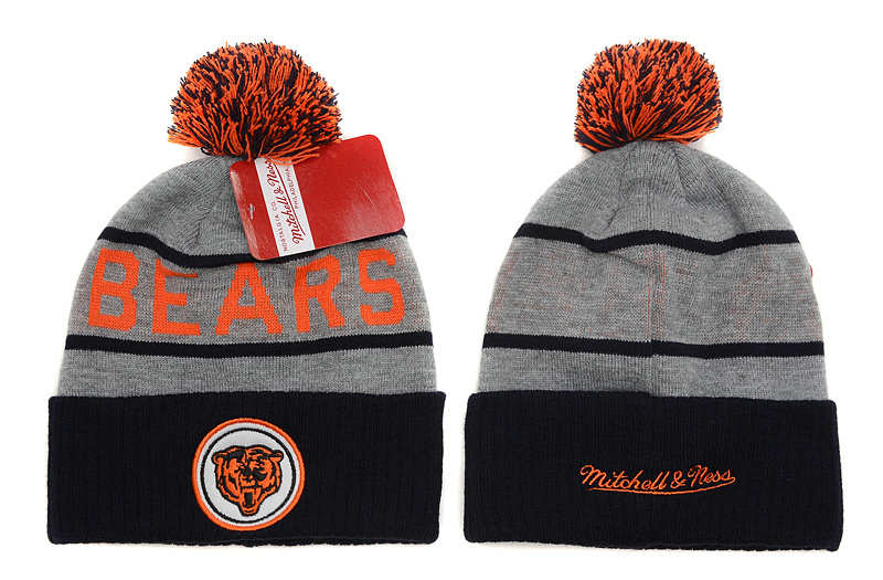 NFL Chicago Bears Beanie Grey SD