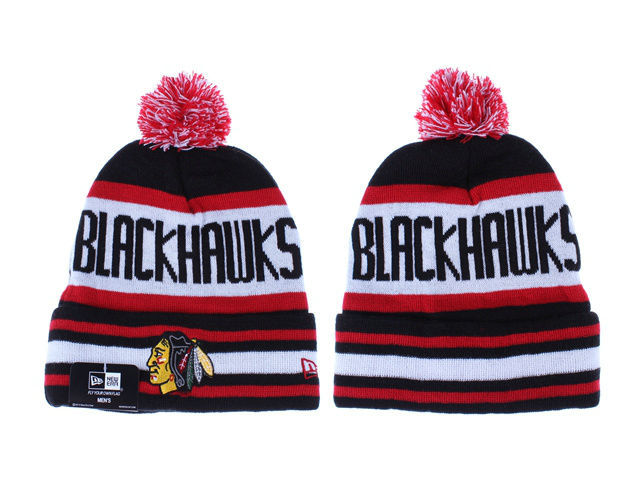NHL Chicago Blackhawks Beanie LX