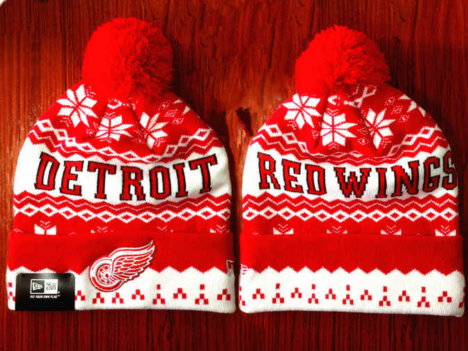 Detroit Red Wings Beanie GF