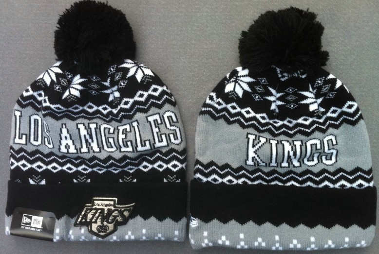 NHL Los Angeles Kings Beanie 2 JT