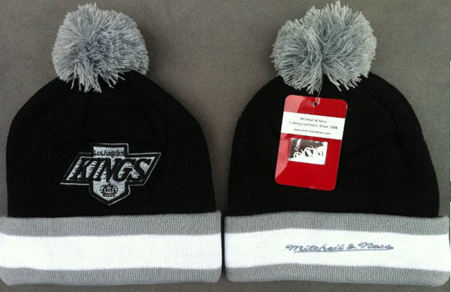 NHL Los Angeles Kings Beanie Black JT
