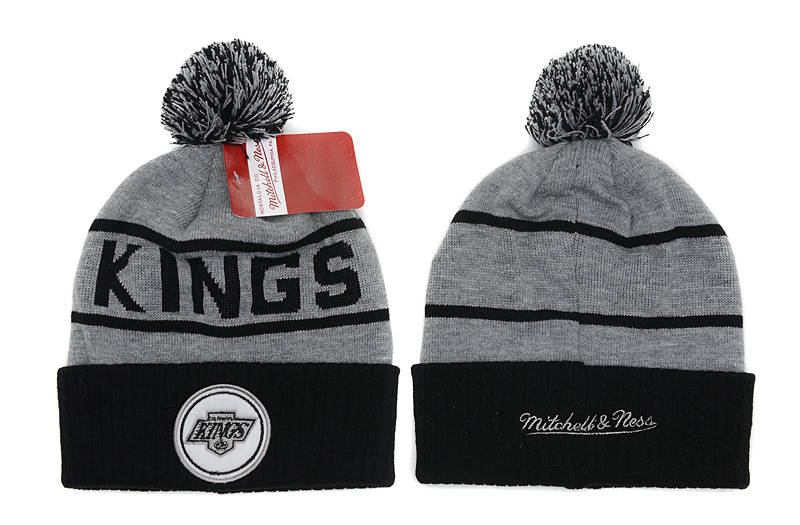 NHL Los Angeles Kings Beanie Grey SD