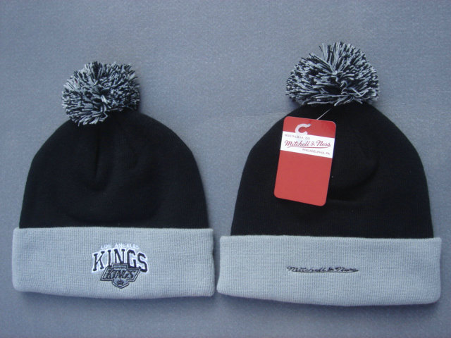 NHL Los Angeles Kings Black Beanie SF