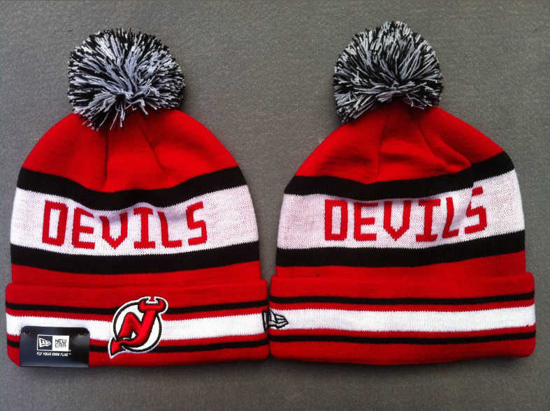 NHL New Jersey Devils Beanie SF