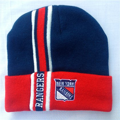 New York Rangers Beanie-sf