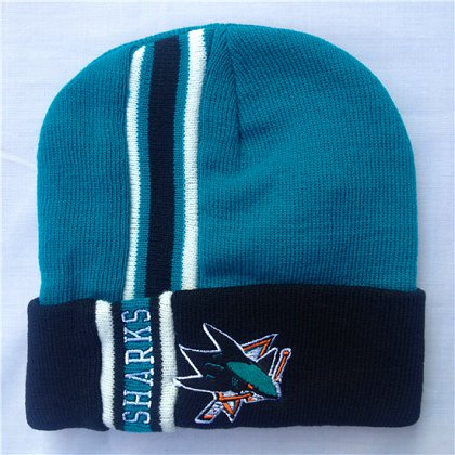 San Jose Sharks Beanie-sf