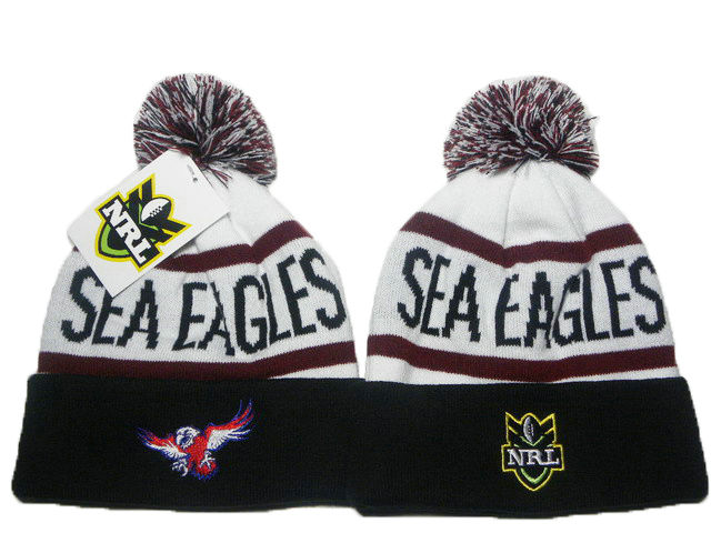 NRL Manly Sea Eagles Beanie DD