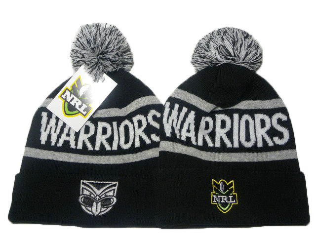 NRL New Zealand Warriors Beanie DD