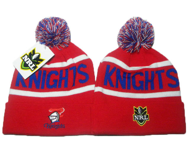 NRL Newcastle Knights Beanie DD