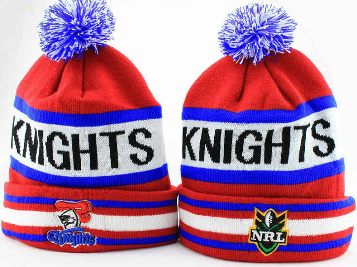 NRL Newcastle Knights Beanie JT