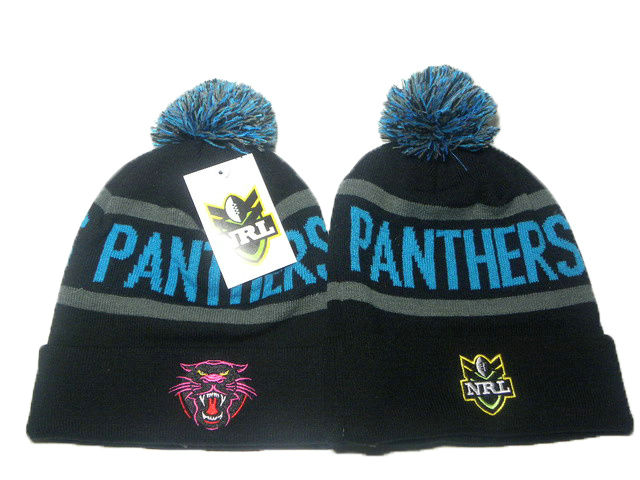 NRL Penrith Panthers Beanie DD