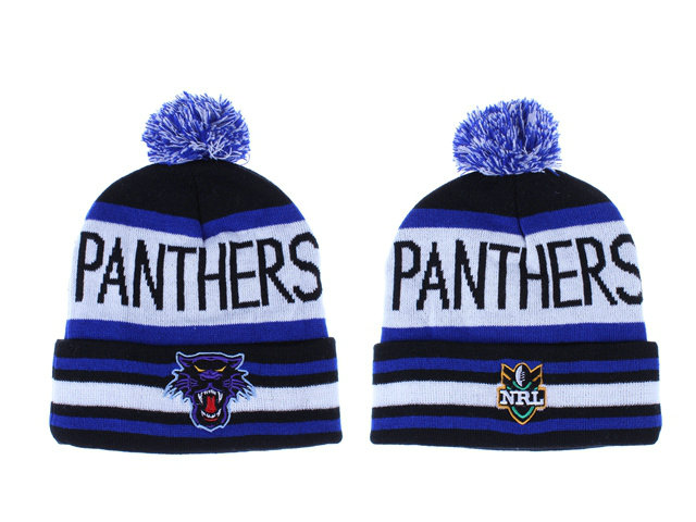 NRL Penrith Panthers Beanie LX