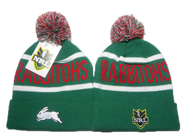 NRL South Sydney Rabbitohs Beanie DD