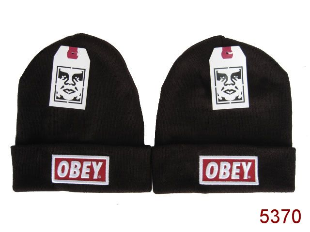 Obey Beanie Brown SG