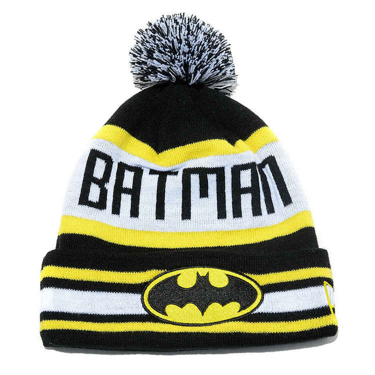 Batman Black Beanie SD