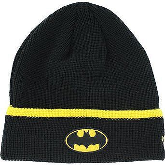 Batman Black Beanie XDF