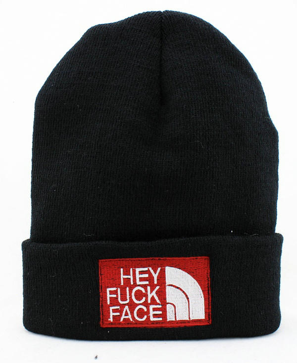 THE NORTH FACE Black Beanie JT