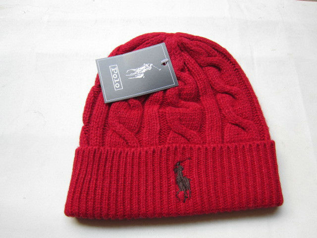 Polo Red Beanie 2 LX