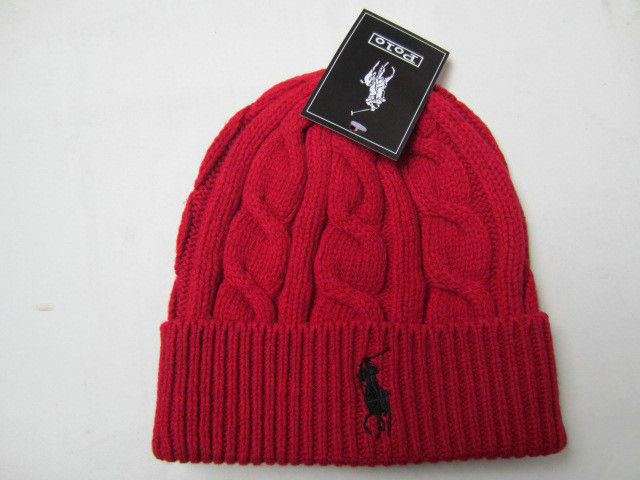 Polo Red Beanie LX