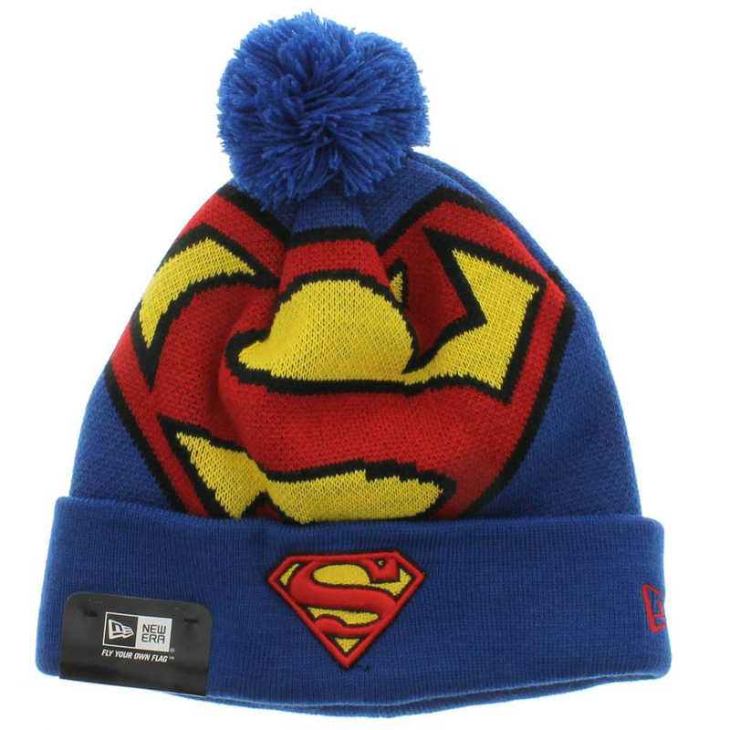 Superman Beanie Blue SD